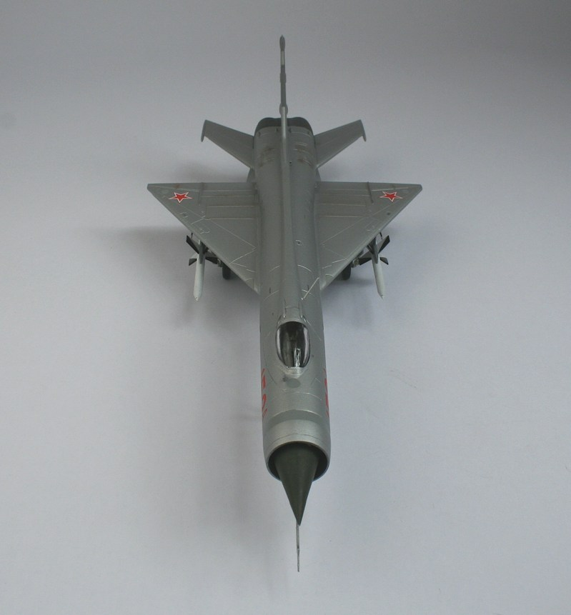 1/72 Scale Big MiG From Modelsvit