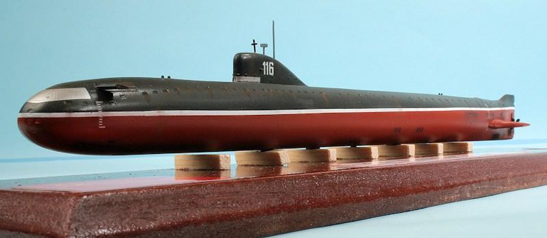 """الغواصات النووية الهجومية..للبحرية السوفييتية .""""الجزء الاول """" 350_K3_November_02"""