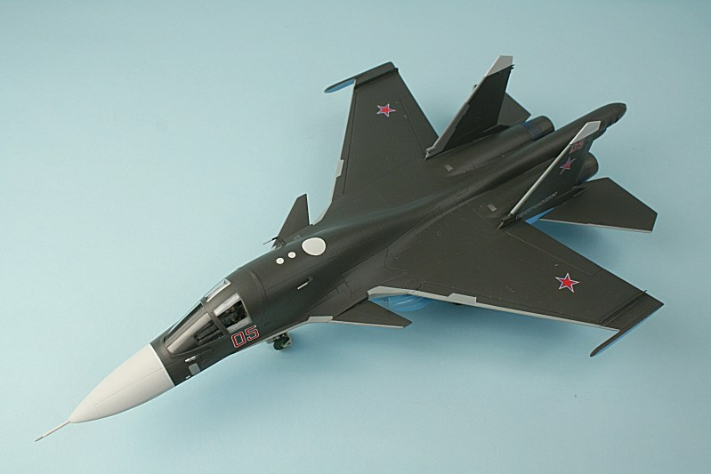 Su-35 second prototype